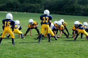 young athletes risk Sever's disease