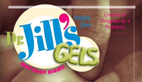 Dr. Jill's Gel Crest Pad