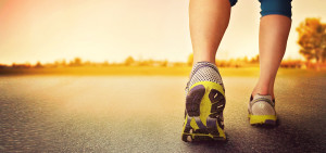 Runners are at risk for heel pain