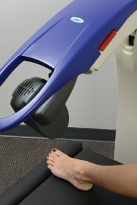 MLS Laser treatment can relieve heel pain and achilles tendinitis